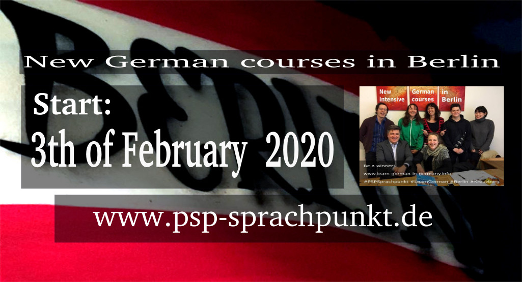 New German courses in Berlin Kreuzberg