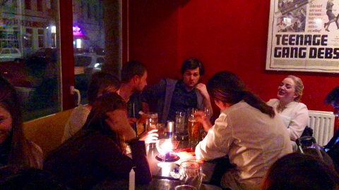 German Evening Courses in Berlin Kreuzberg